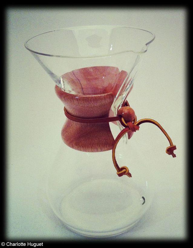 Cafetière en verre Neëst