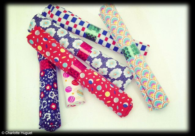Coupons de textiles à motifs, Petit Pan
