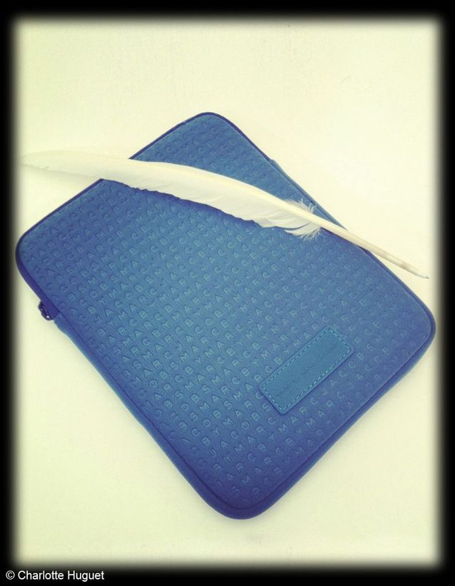 Housse Ipad,  Marc by Marc Jacobs