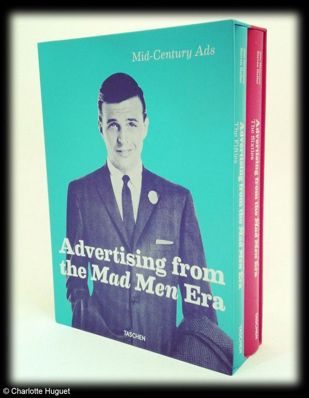 Livre « Advertising from the Mad Men Era »