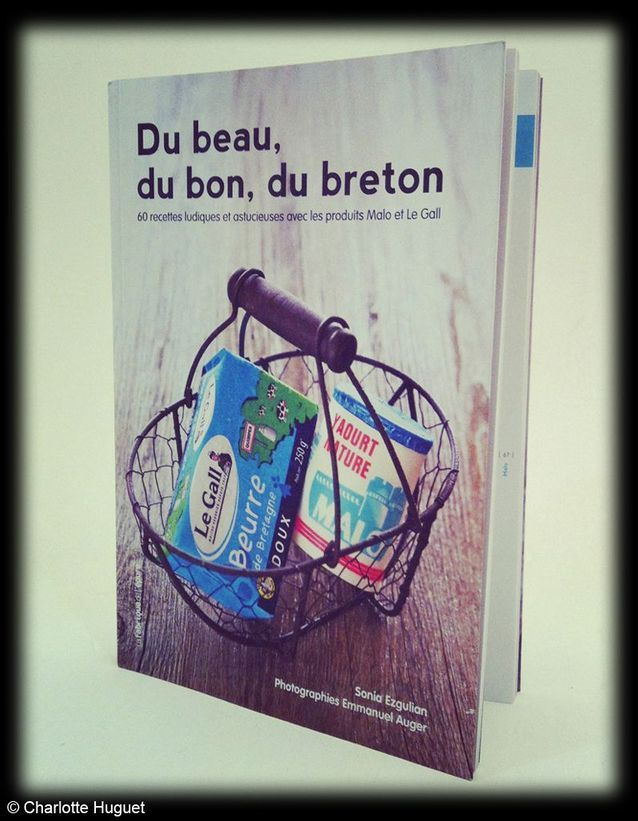 Livre « du beau, du bon, du breton » de Sonia Ezgulian