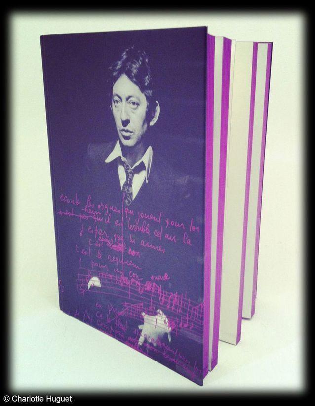 Livre « Les manuscrits de Serge Gainsbourg » de Laurent Balandras