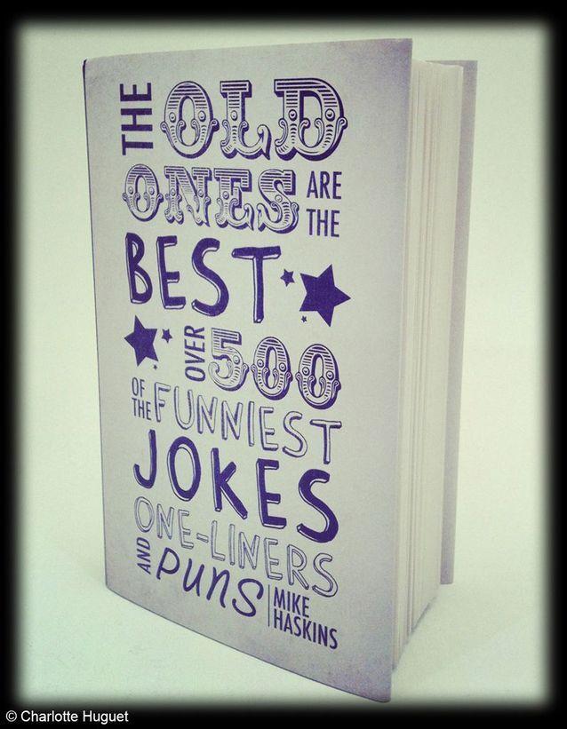 Livre « Old ones are the Best jokes » de Mike Haskins