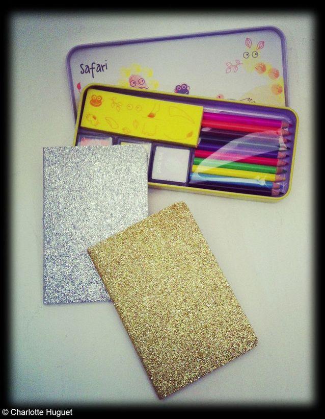 Set de coloriage et tampons « Safari », Worldwide Co