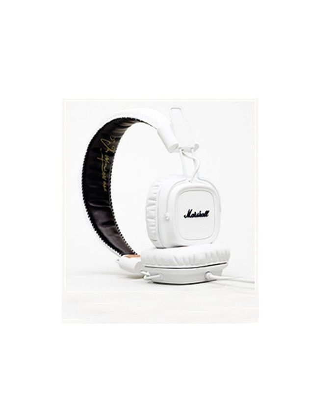 Bird on the wire  casque Marshall