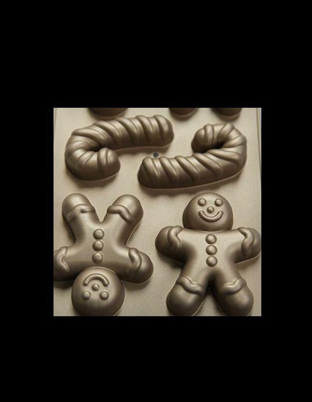 Bogateau petits gateaux gingerman