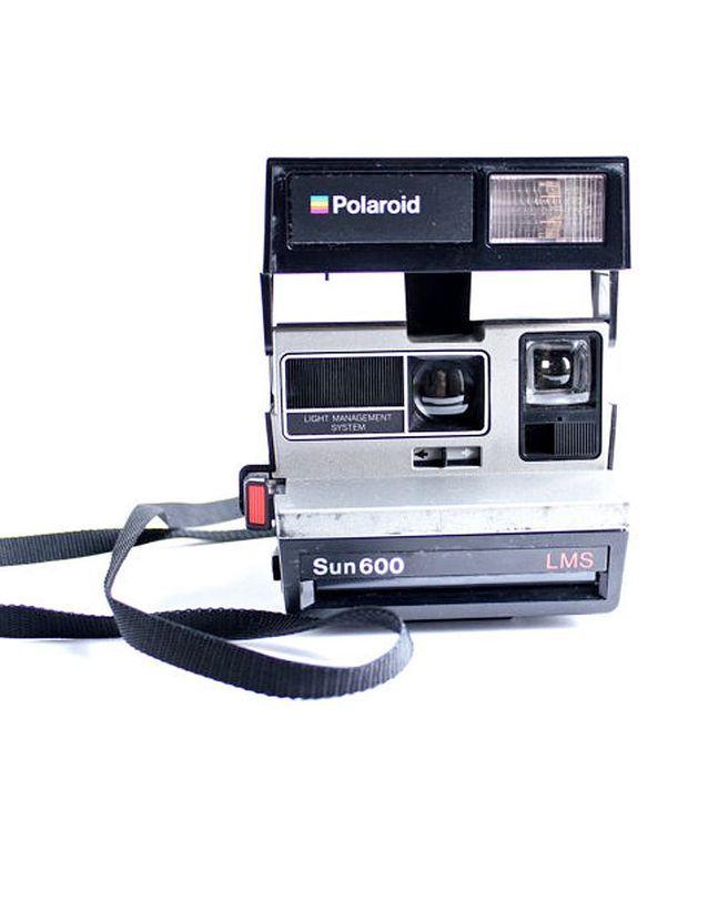 Etsy Polaroid 600
