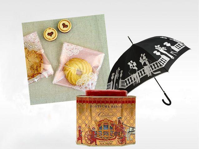 Paquets cadeaux Un plus important cadeaux anglais Fortnum and Mason