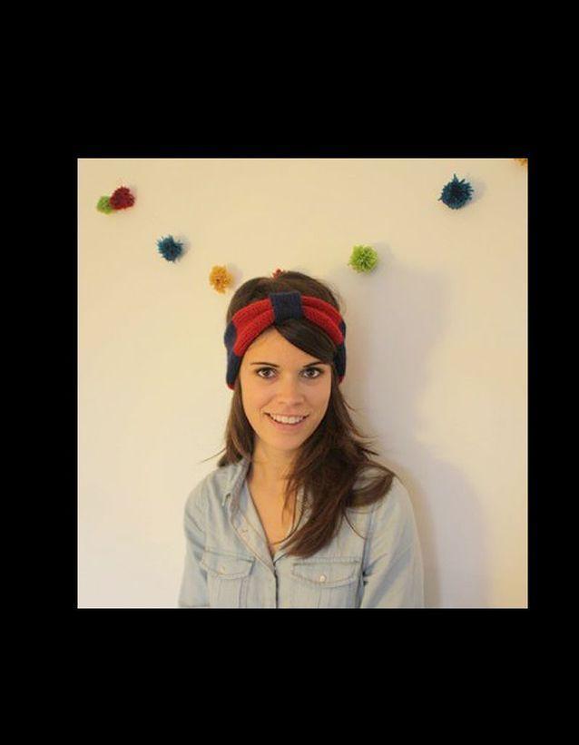 Dawanda headband laine