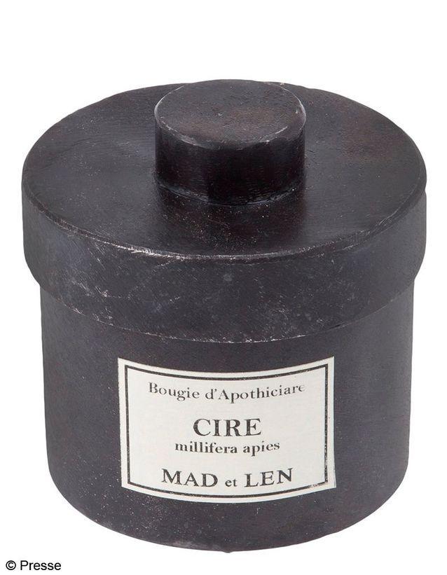 Bougie Mad et Len L'Eclaireur