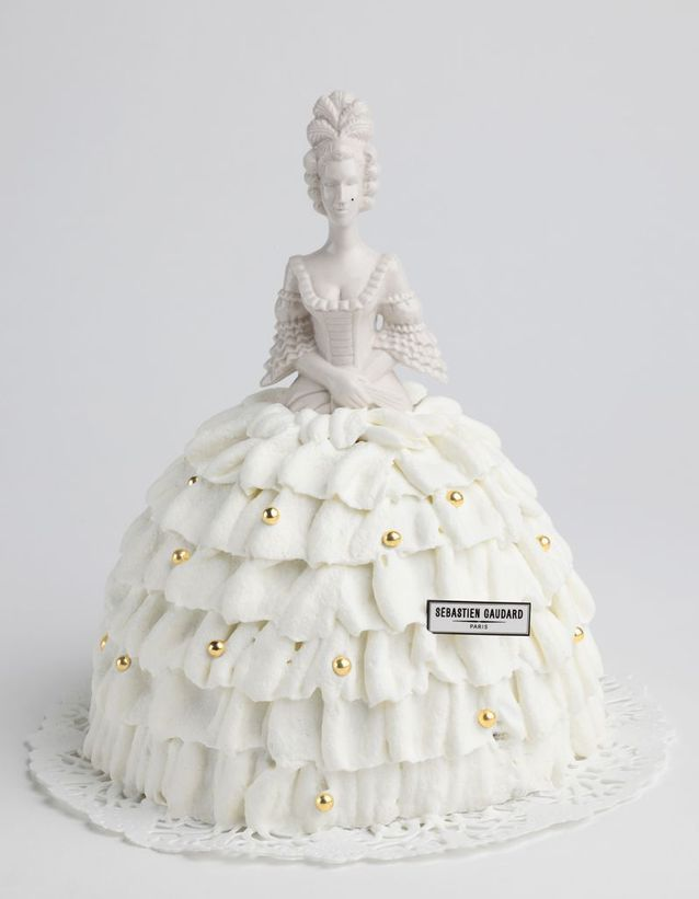 marquise Blanche  sebastiengaudard
