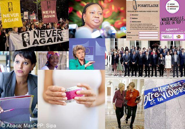 10 victoires pour les femmes en 2012