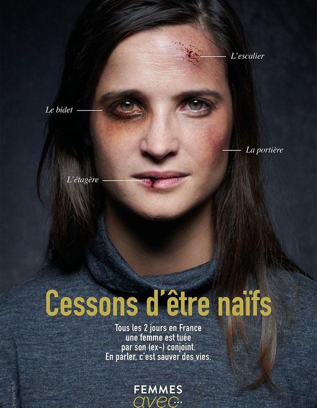 """2019 Campagne """"Cessons d'être naïfs"""""""