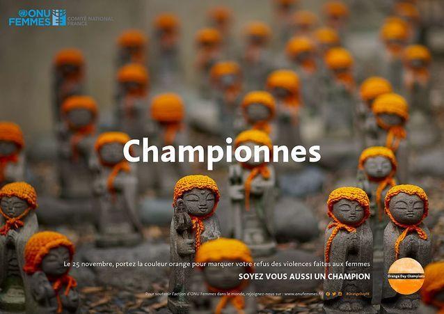 """Championnes"""