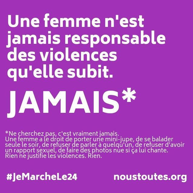 2018 #NousToutes