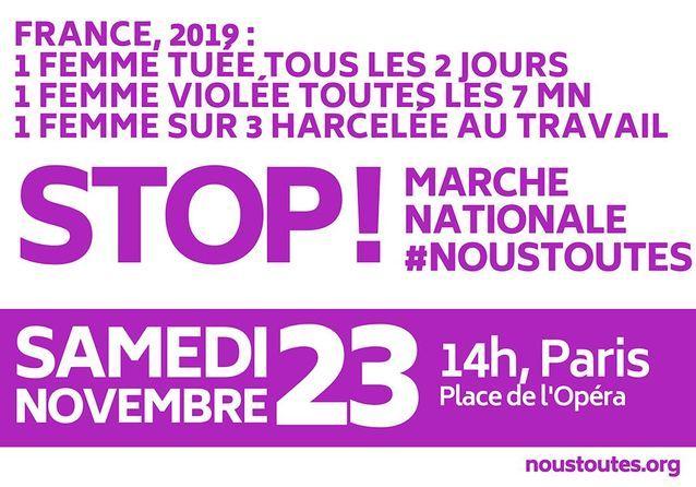 2019 #NousToutes