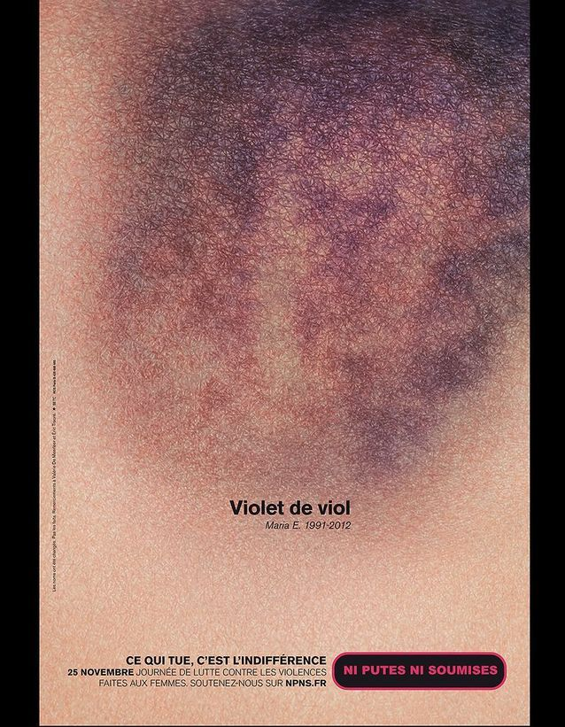 « Violet de viol »