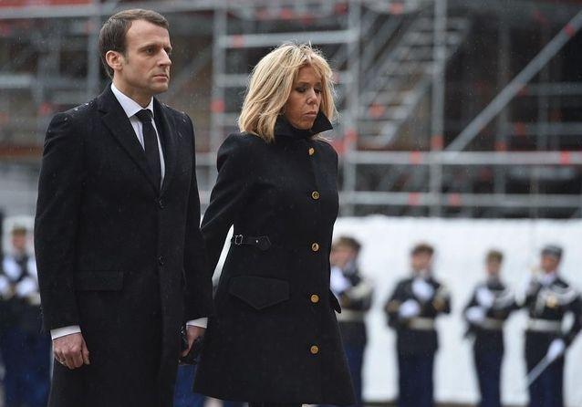 Arnaud Beltrame : aux Invalides, l'hommage émouvant au « héros » des Français