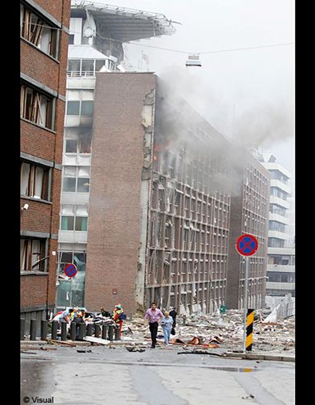 Societe actualite attentat norvege oslo explosion