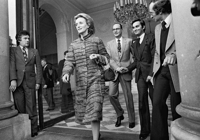 Bernadette et Jacques Chirac en 10 photos rares