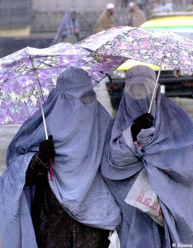 La burqa