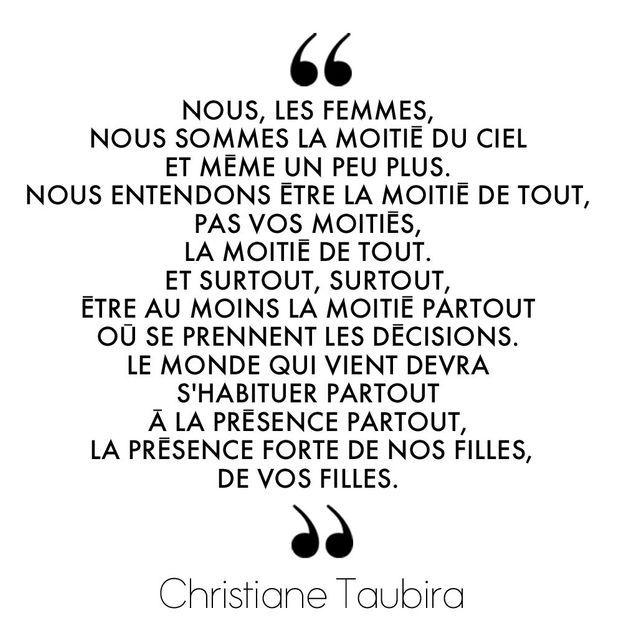 Très bien Les meilleures citations féministes - Elle #KD_07