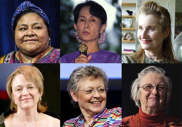 Ces femmes qui ont obtenu le prix Nobel