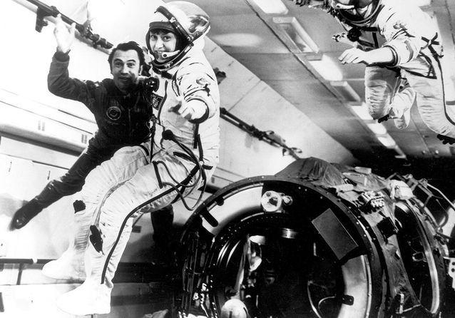 Ces femmes qui sont allées dans l'espace