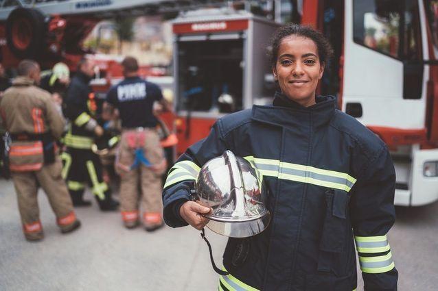 Sapeuse-pompière