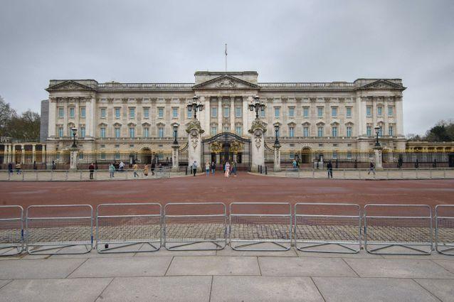 Buckingham Palace, à Londres