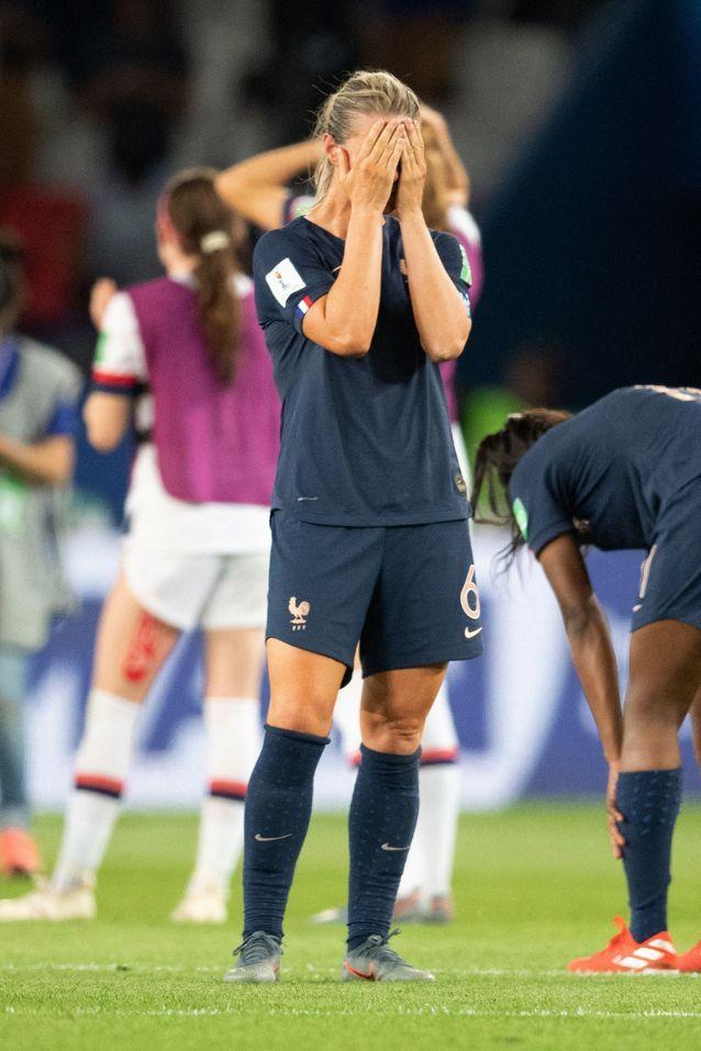 Les larmes d'Amandine Henry