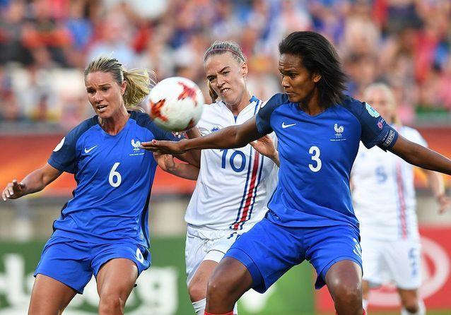 Coupe du monde f minine 2019 qui sont les bleues elle - Coupe du monde de football feminin ...
