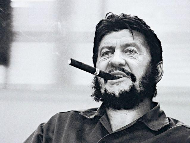 Che Guevara et Jean-Luc Mélenchon