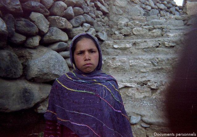 Dans les yeux des Afghanes