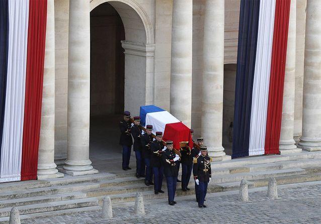 Décès de Jacques Chirac : les temps forts de la cérémonie