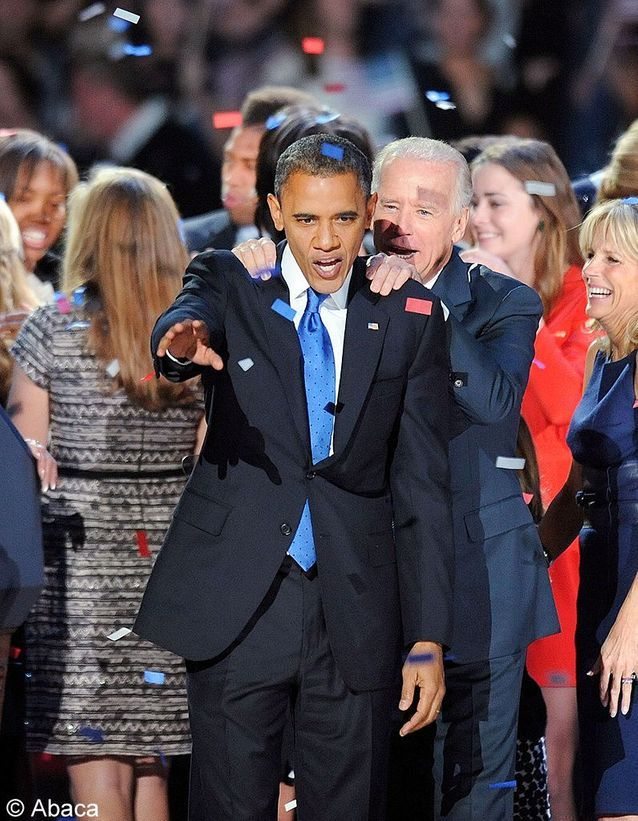 Barack Obama et Joe Biden