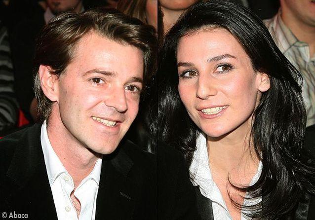 Marie Drucker et François Baroin