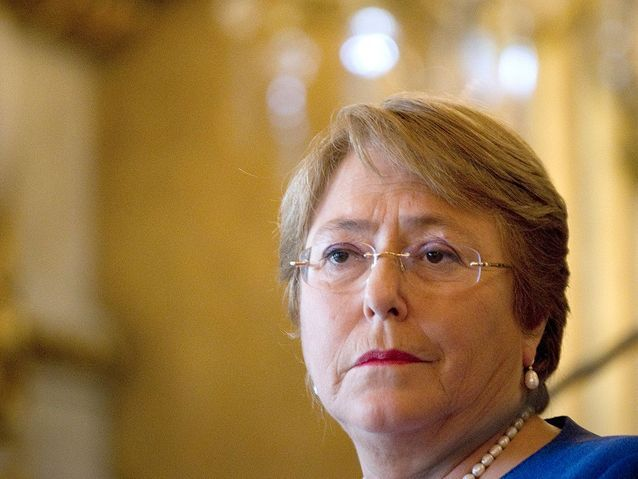 Michelle Bachelet à la tête de l'ONU-Femmes