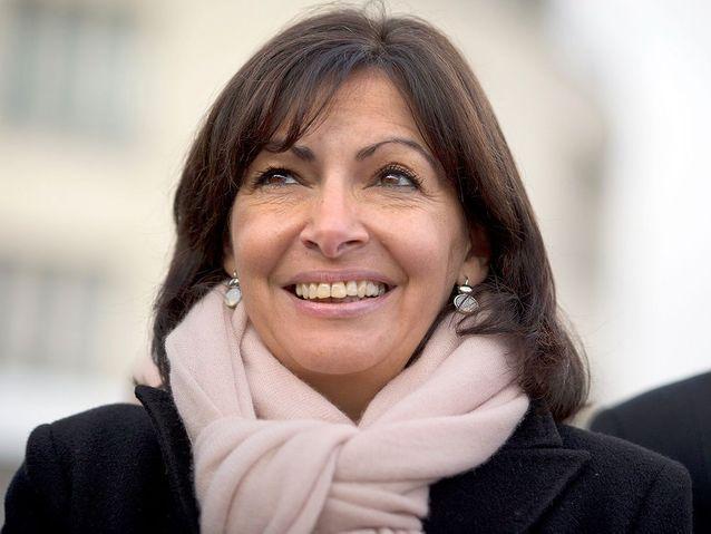 Anne Hidalgo, première adjointe PS à la mairie de Paris