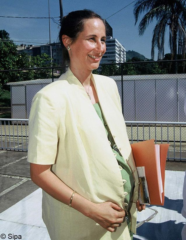 Ségolène Royal, mère de ses 4 enfants