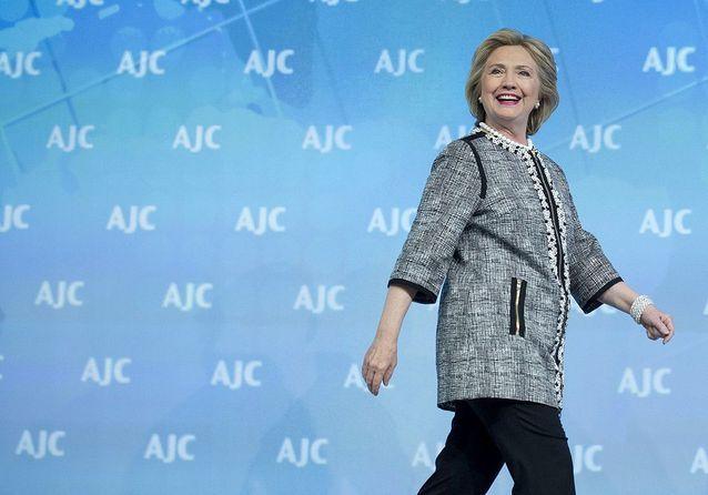 Hillary Clinton : une vie en politique