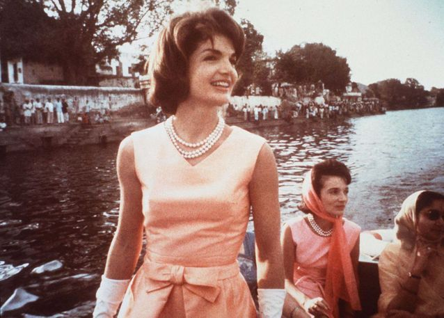 Jackie Kennedy, itinéraire d'une mythique First Lady