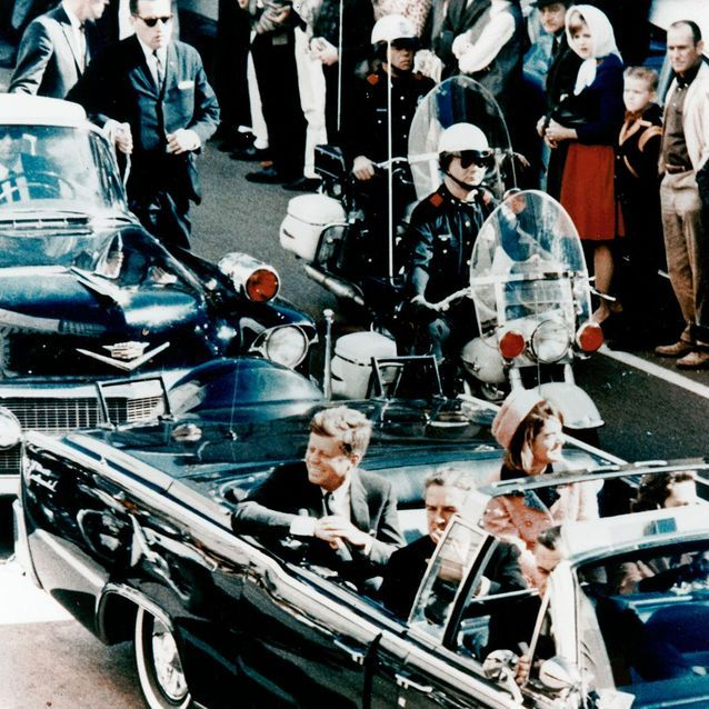 Assassinat De Jfk Jackie Kennedy Itineraire D Une Mythique First Lady Elle