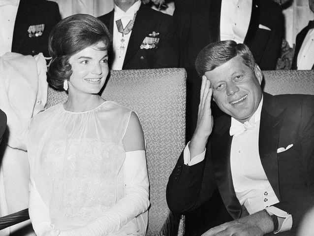 Jackie devient Première dame