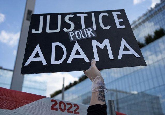 Justice pour Adama : 20 000 personnes mobilisées avec Assa Traoré contre les violences policières