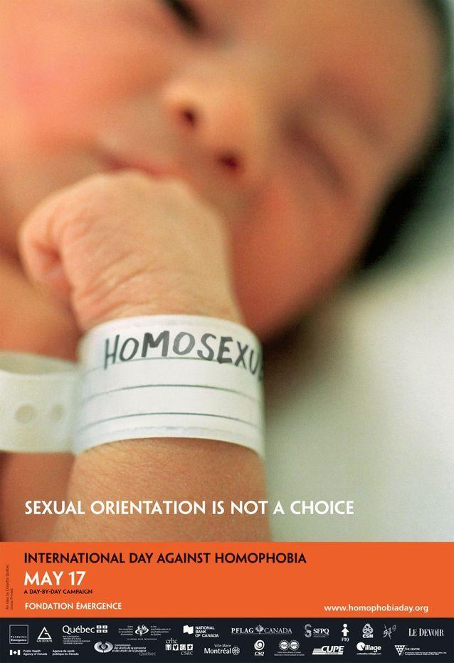 Les 20 Affiches Les Plus Marquantes Contre L Homophobie Elle