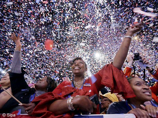Les femmes votent Obama