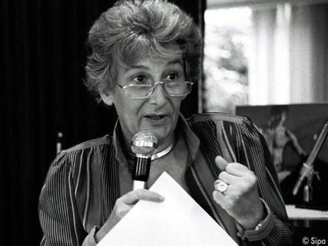 Yvette Roudy1983
