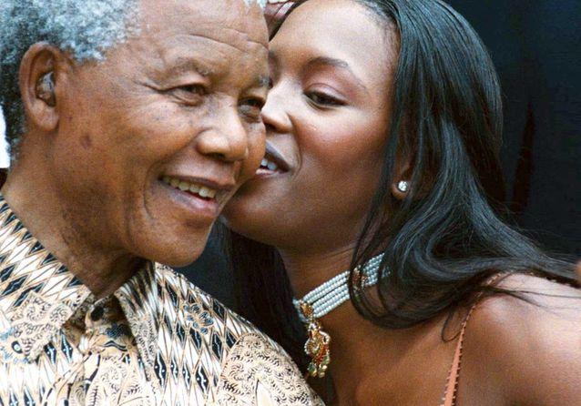 Nelson Mandela : l'idole des people
