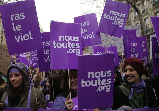 #NousToutes : les témoignages de celles qui ont manifesté